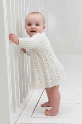 Babyklänning 789287193b204