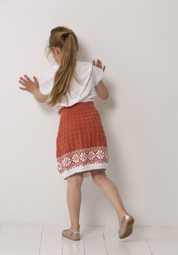 Stickmönster Lydia Viking Bambino